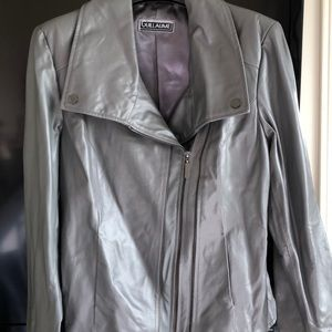 Guillaume leather jacket